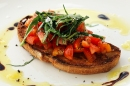 Bruschetta (the way it should be)
